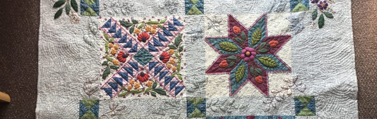 Fabric Art and Quilts by Jill
